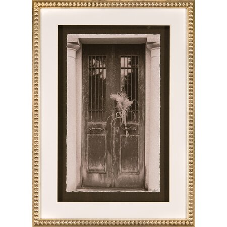 Door Series I Framed Print
