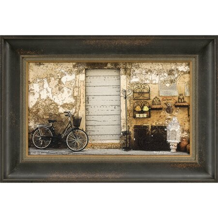 Bicycle, France Framed Print