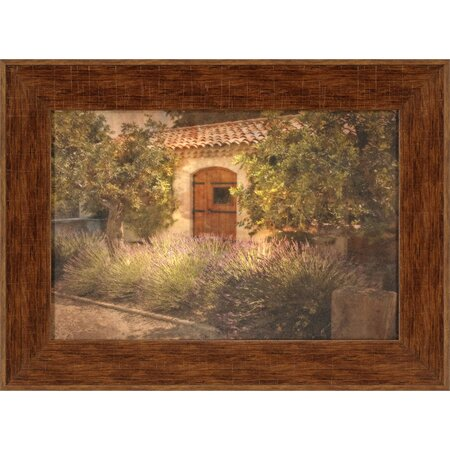 French Door V Framed Print