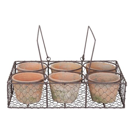 7 Piece Hayden Planter Set