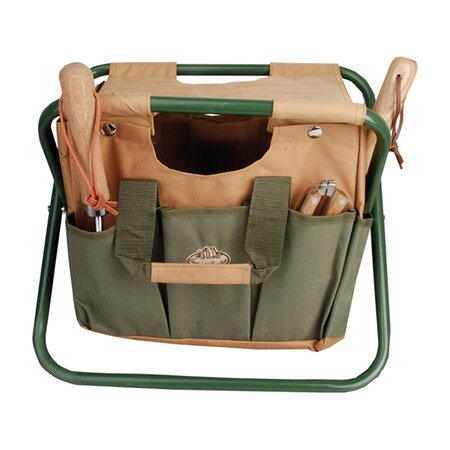 Johnson Tool Bag & Stool