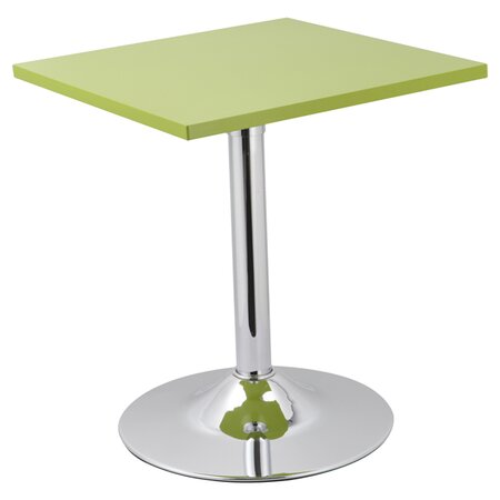 Colour End Table in Green