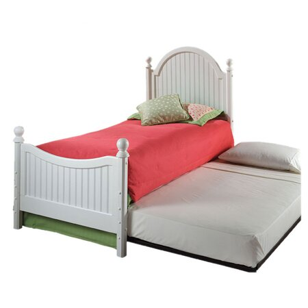 Charlotte Twin Bed with Trundle