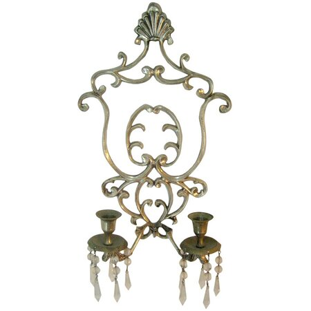 Joss And Main Candle Wall Sconces : Vintage Candle Wall Sconce (Set of 2) - Curios & Collectibles on Joss & Main