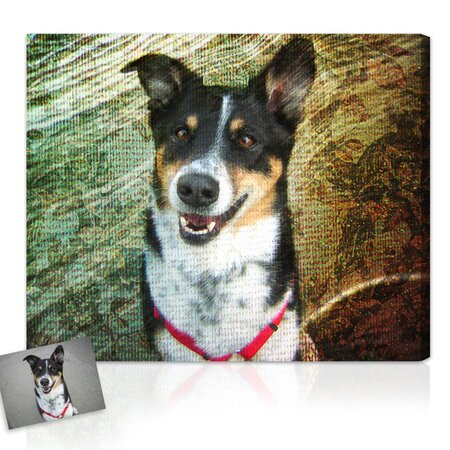 "Artist Touch® 20"" x 24"" Personalized Portrait"