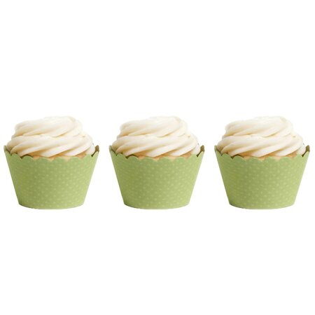 Emma Cupcake Wrapper (Set of 12)