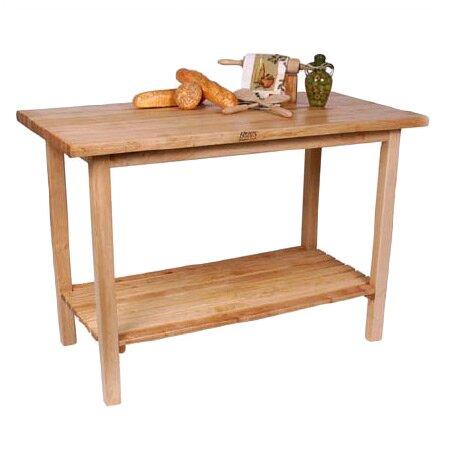 townhouse kitchen prep table