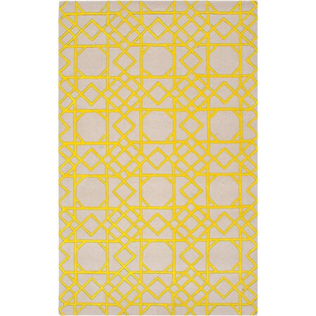 Marrakesh Rug in Lemon
