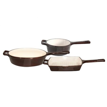 Berghoff 3 Piece Neo Cookware Set