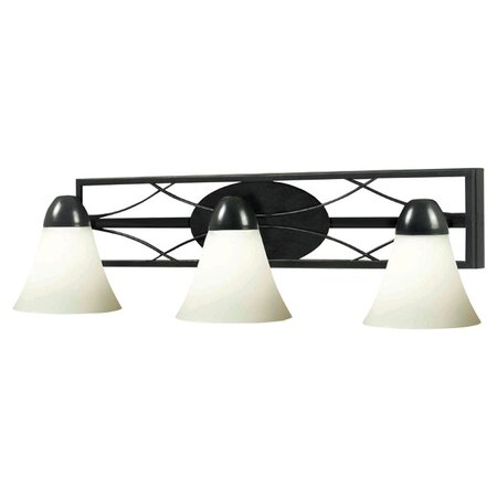 Large Swoop Vanity Light
