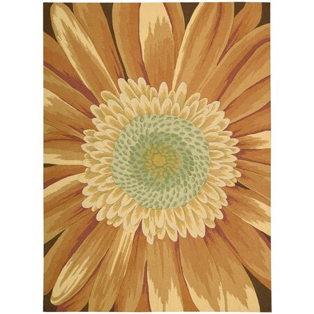 Sunflower Rug - Nourison on Joss & Main