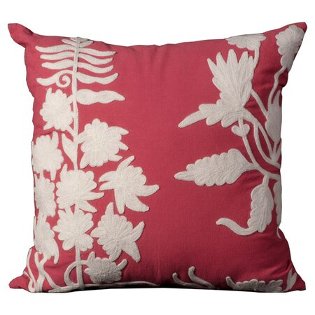 Veronica Pillow in Coral