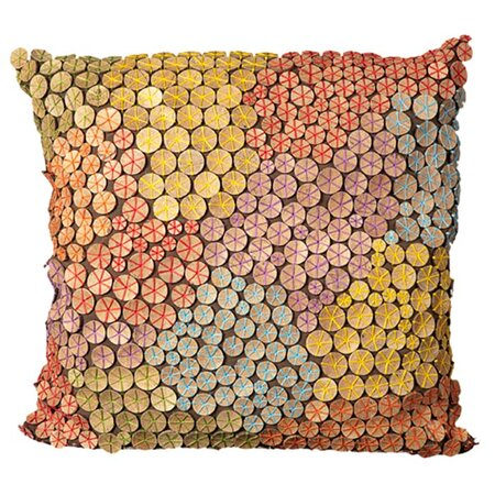 Garbo Pillow in Multi