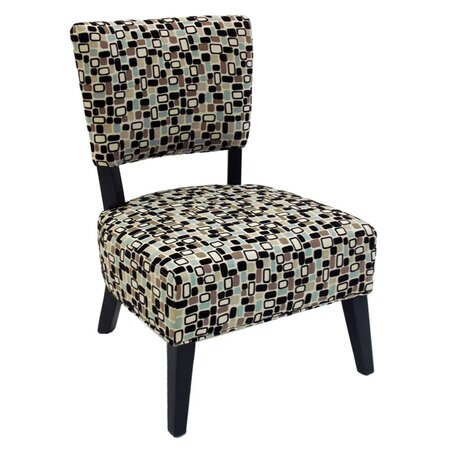 Armen Living Landau Accent Chair