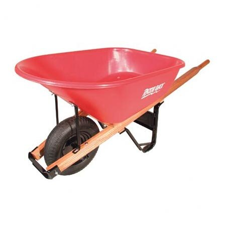 Razor-Back Wheelbarrow