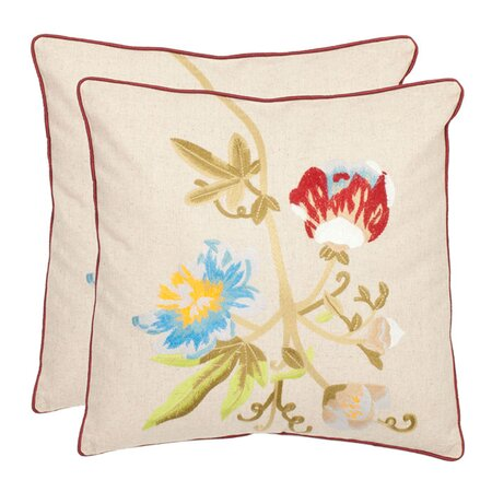Holly Pillow - Set of 2