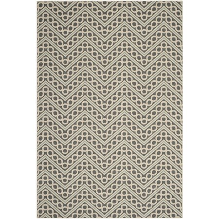 Linon Rugs Milan Gray Rug & Reviews | Wayfair