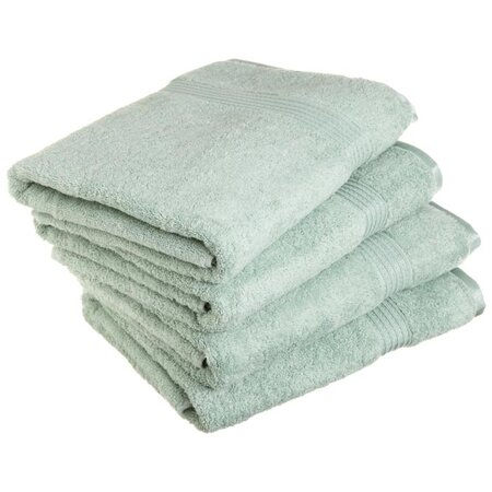 Spa Bath Towel in Sage (Set of 4)