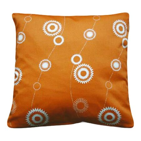Billie Pillow in Burnt Orange