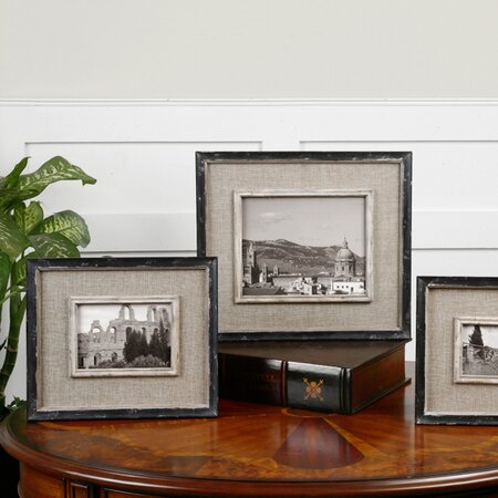 3 Piece Kalidas Picture Frame Set
