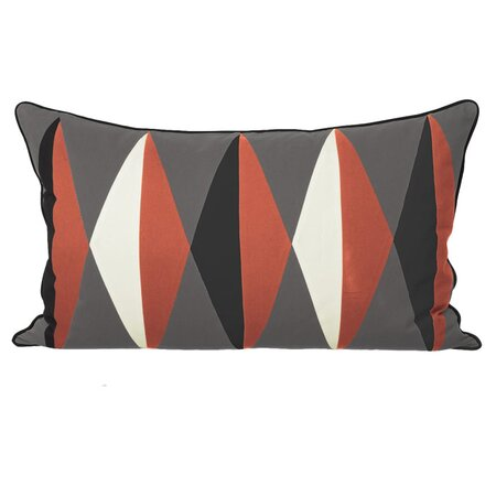 Harlequin Cushion