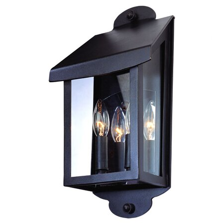 Alpine 2-Light Outdoor Wall Mount