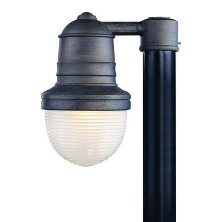 Beaumont Outdoor Post Mount Lantern