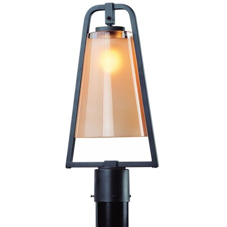 Dylan Outdoor Post Mount Lantern