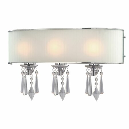Vanity Lights With Crystal Accents : Vanity Lighting Joss and Main