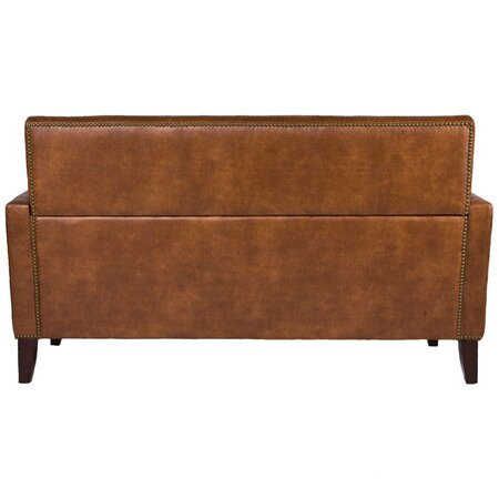 Sutton Saddle Sofa