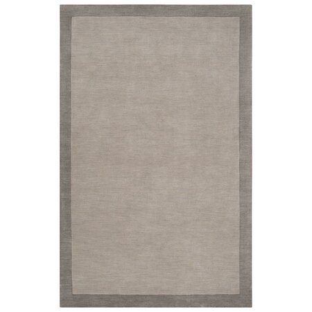 Bennett Wool Rug in Pewter