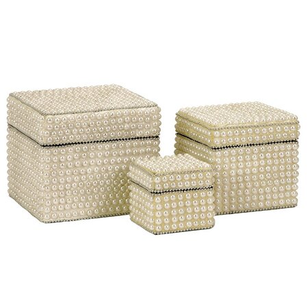 3 Piece Raina Storage Box Set