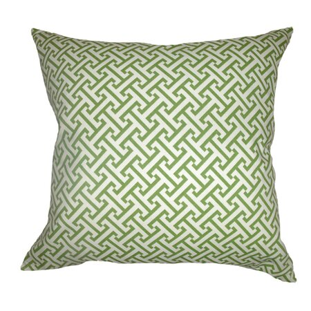Athens Pillow in Shamrock