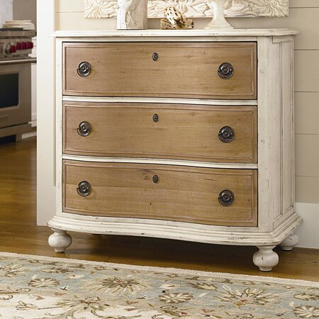 Down Home Accent Chest in Cream