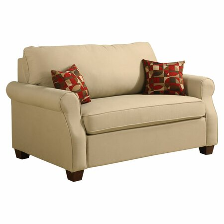 Small spaces sleeper sofa home decoration club Sofa sleeper loveseat