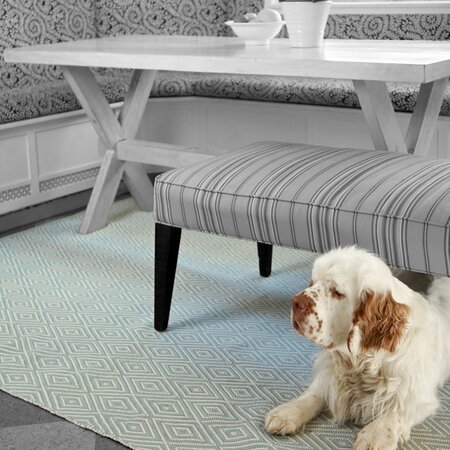 Dash & Albert Diamond Indoor/Outdoor Rug