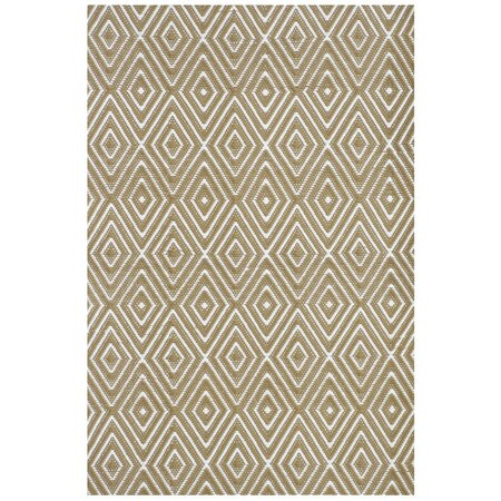 Dash & Albert Diamond Rug