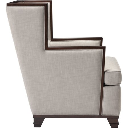Modern Glamour Arm Chair