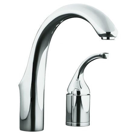 Forte Kitchen Faucet in Polished Chrome