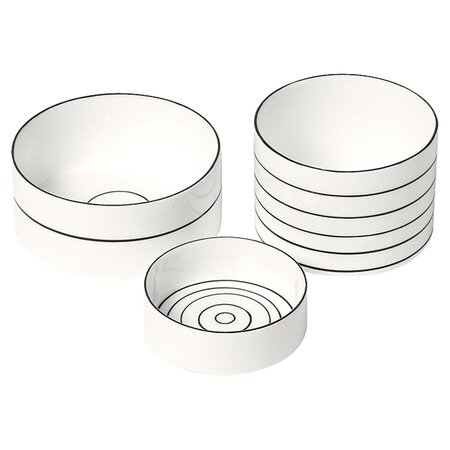 Design House Stockholm 3 Piece Bono Bowl Set