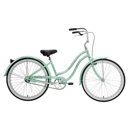 Beach Blossom Cruiser Bike
