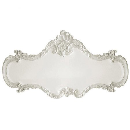 Baroque Headboard Decal