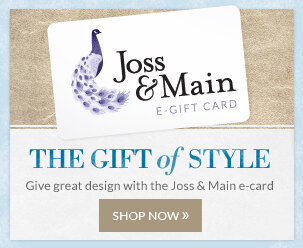 Gift card small event filler for Joss and main contact