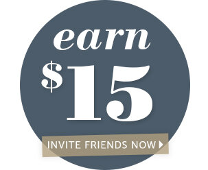 Invite Friends $15 - January