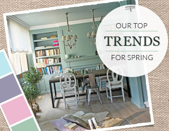 Our Top Trends for Spring