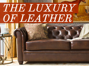 The Luxury of Leather