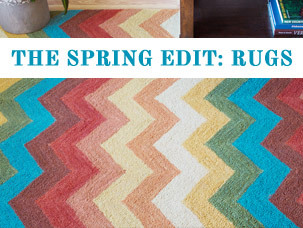 The Spring Edit: Rugs