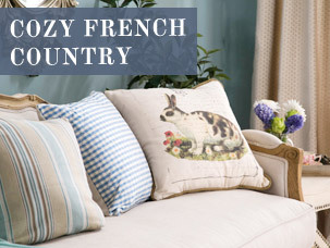 Cozy French Country