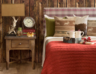 Cozy Lodge - Rustic Furniture with Chalet Style