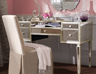 Bassett Mirror Co. - Furniture with Hollywood Glamour